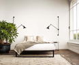 Metalen bed frame