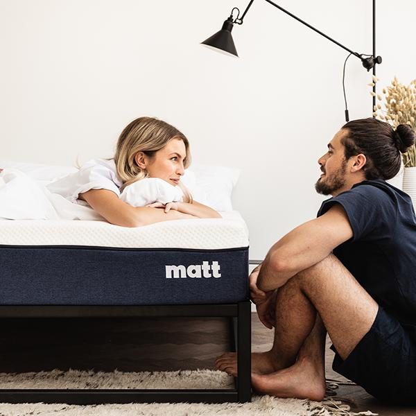 Buy a Mattress - Matt Sleeps